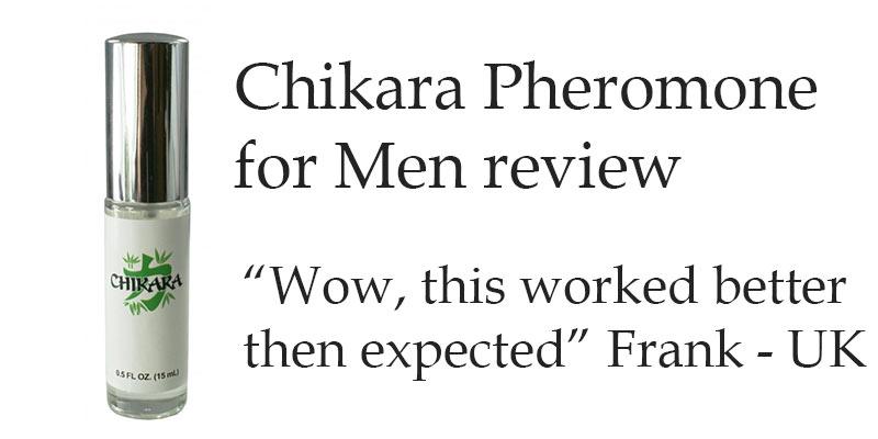 chikara pheromone review