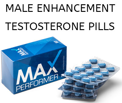 male enhancement testosterone pills